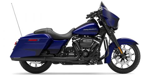 New 2020 Harley-Davidson Touring Street Glide Special FLHXS
